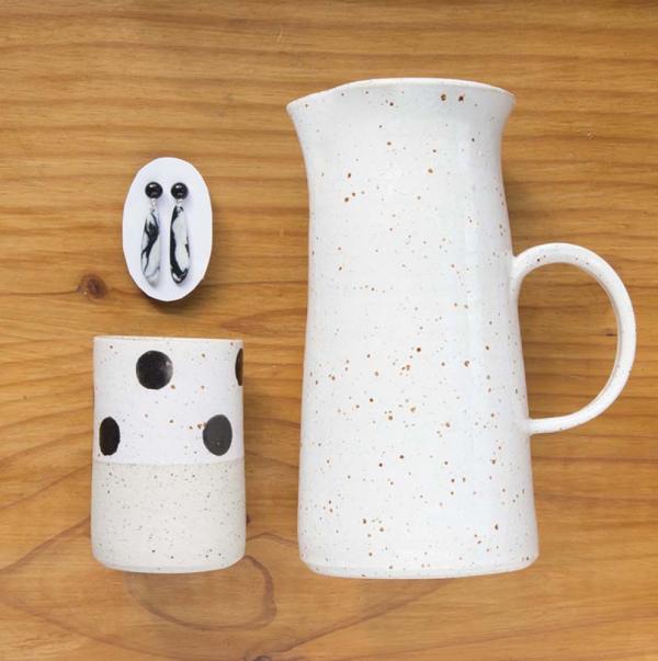 Connie Lichti Ceramics and Little Teapot